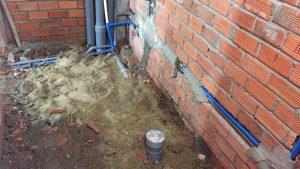 hệ thống thoát nước thải trong nhà