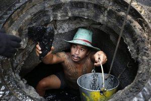 Thông hút bể phốt tại Ninh Giang