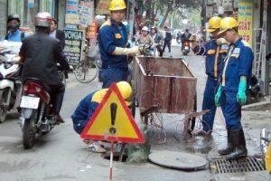 Thông hút bể phốt tại Kim Thành