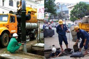 Thông hút bể phốt tại Chí Linh