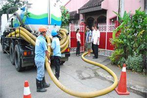 Thông hút bể phốt tại Kinh Môn