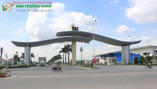 khu công nghiệp Thăng Long II Hưng Yên