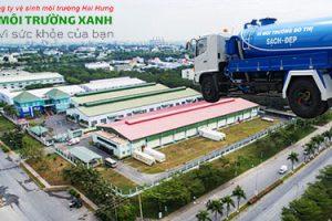Dịch vụ thông hút bể phốt tại KCN Thăng Long II giá rẻ [GỌI NGAY 0946.432.389]