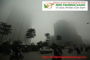 Biện pháp khắc phục tình trạng ô nhiễm không khí tại Việt Nam